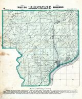 Browning Township, Schuyler County 1872